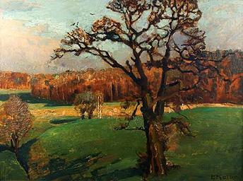 Ernst Kolbe Gemälde 1