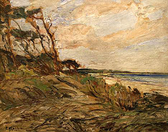 Ernst Kolbe Gemälde 2