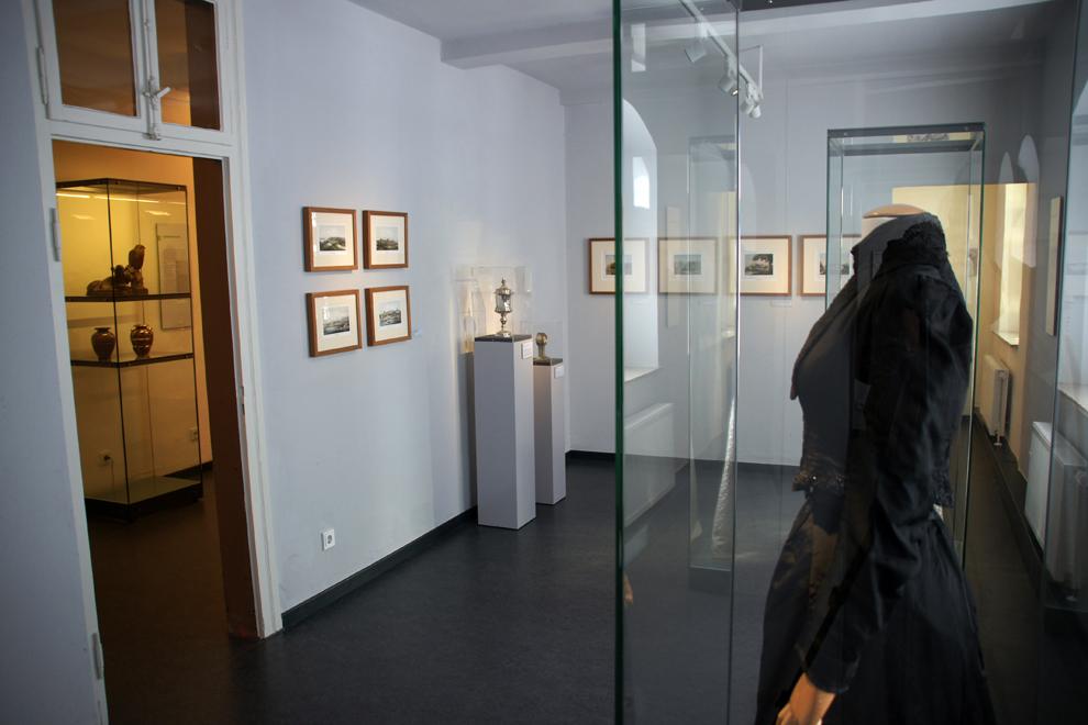 Die Dauerausstellung