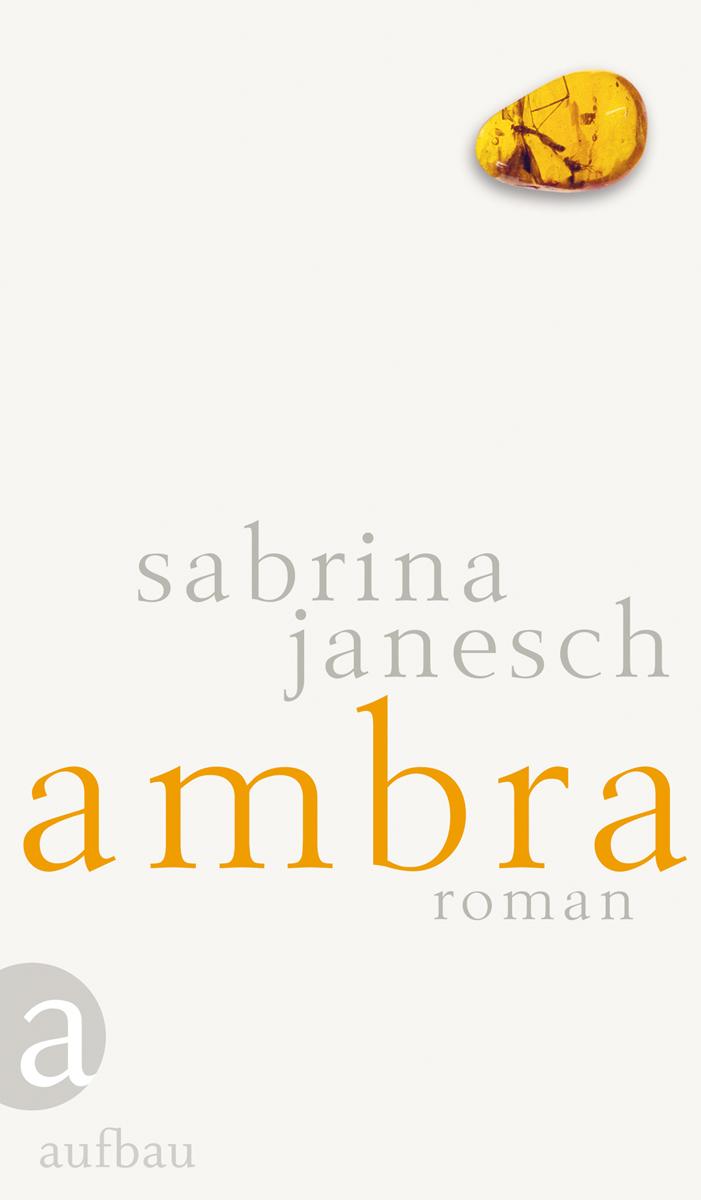 """Buchcover des Romans """"Ambra"""""""