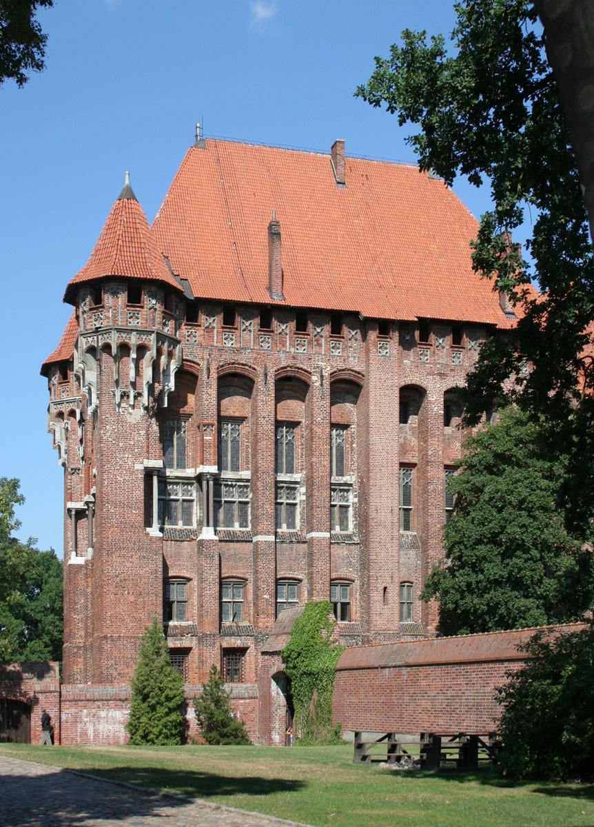 Marienburg, Hochmeisterpalast