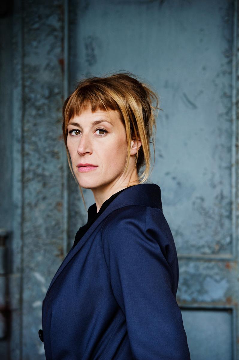 Helene Grass, Foto: © Jeanne Degraa