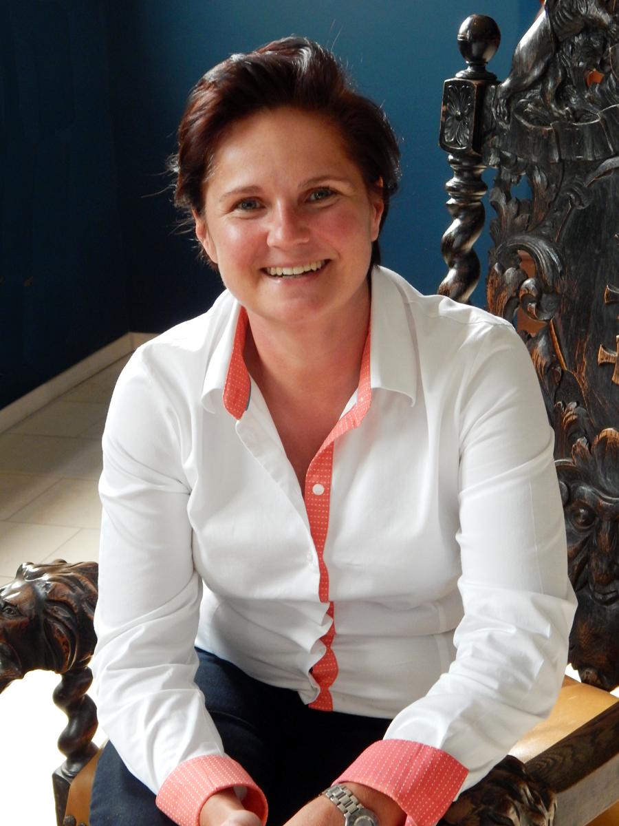 Kulturreferentin Magdalena Oxfort M.A.