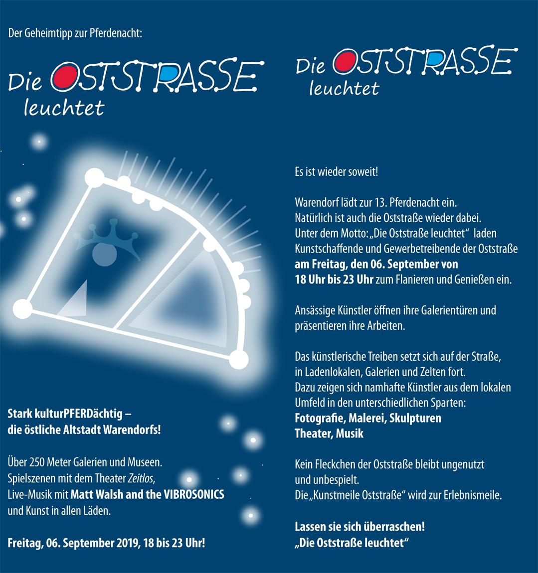 Flyer Oststrasse