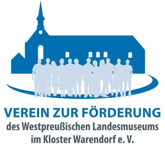 Logo des Vereins zur Förderung des Westpreußischen Landesmuseums im Kloster Warendorf e.V.