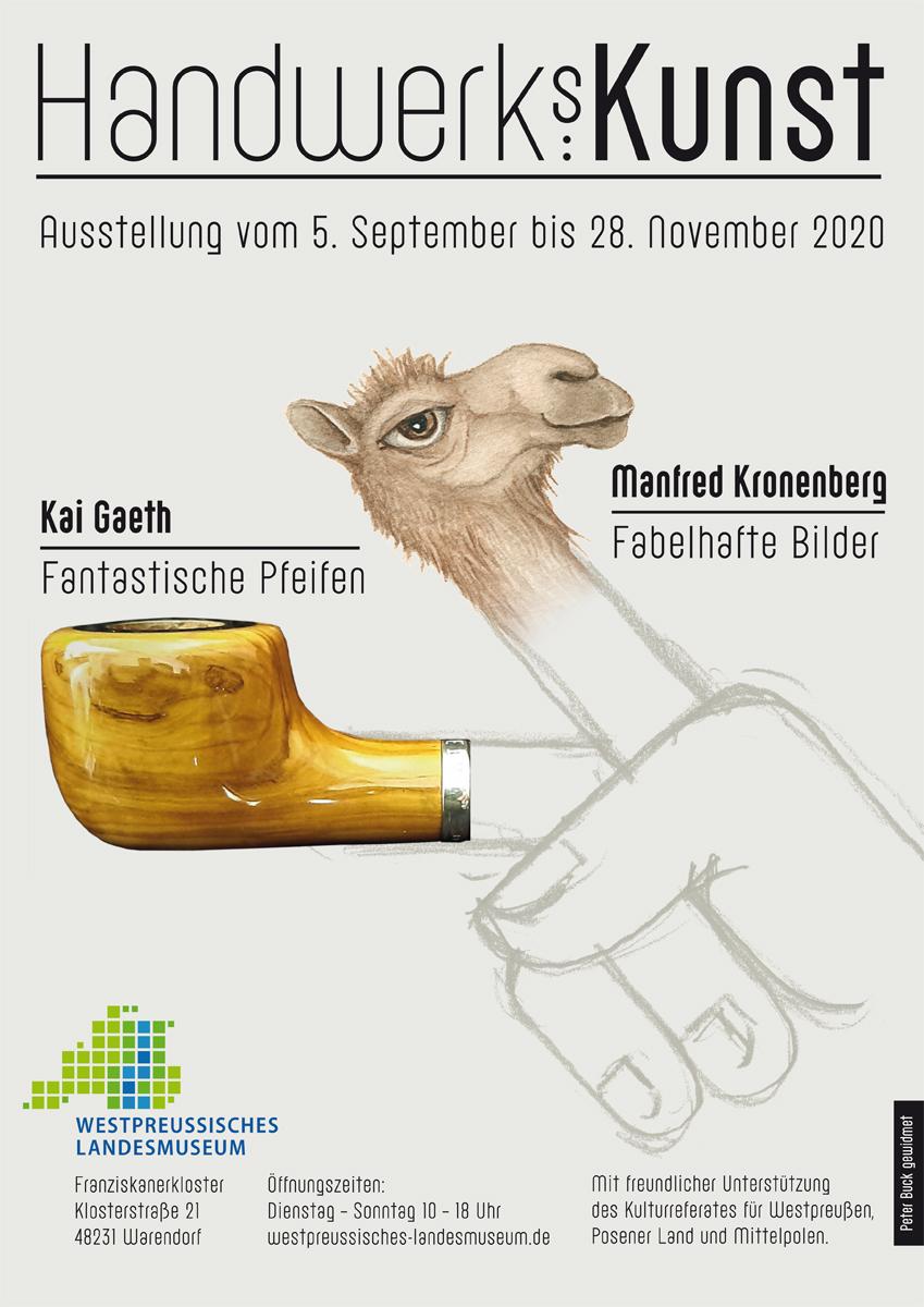 Plakat HandwerksKunst