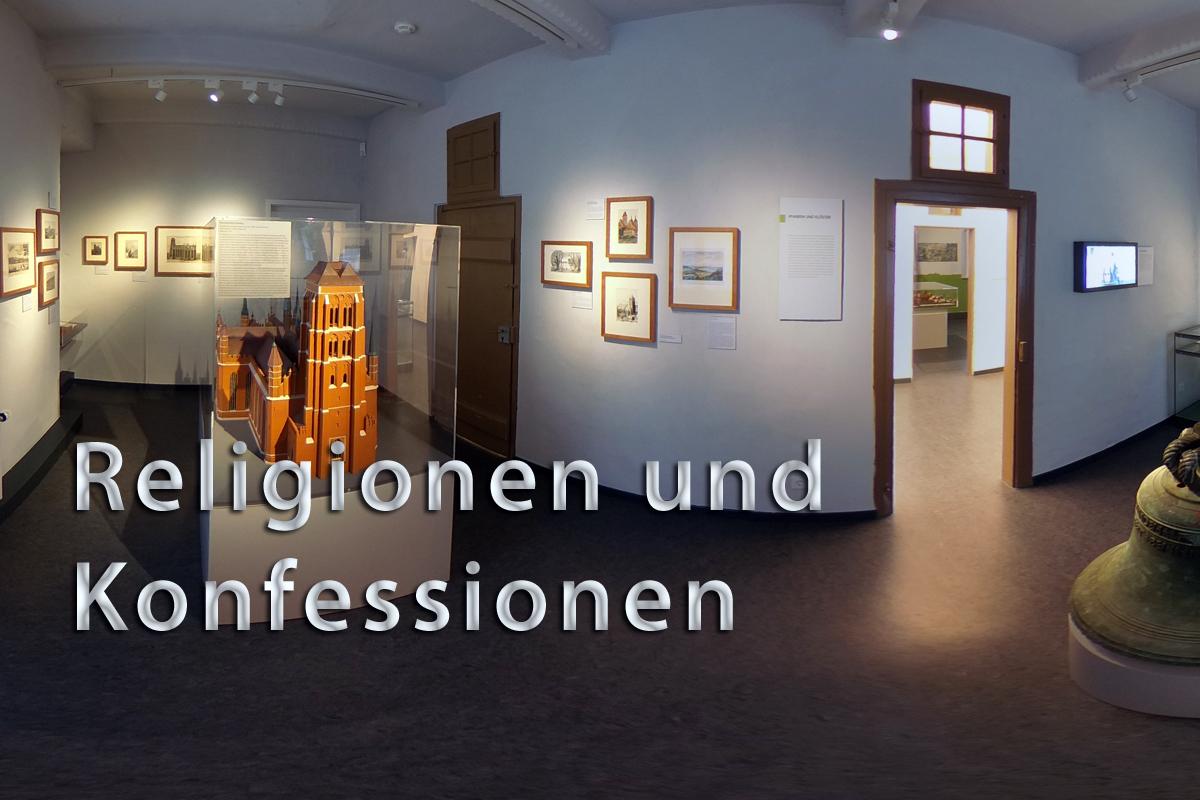 Religionen und Konfessionen